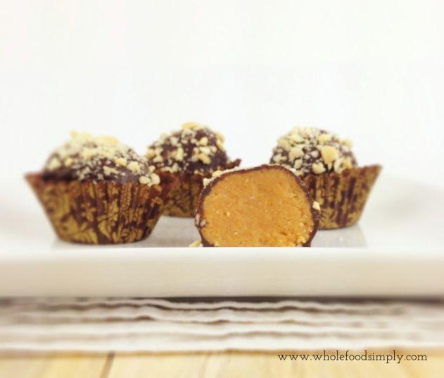 Peanut Butter Truffles Recipe