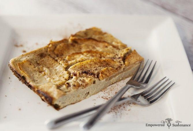 Paleo Oven Pancake (with Cocnut Flour)